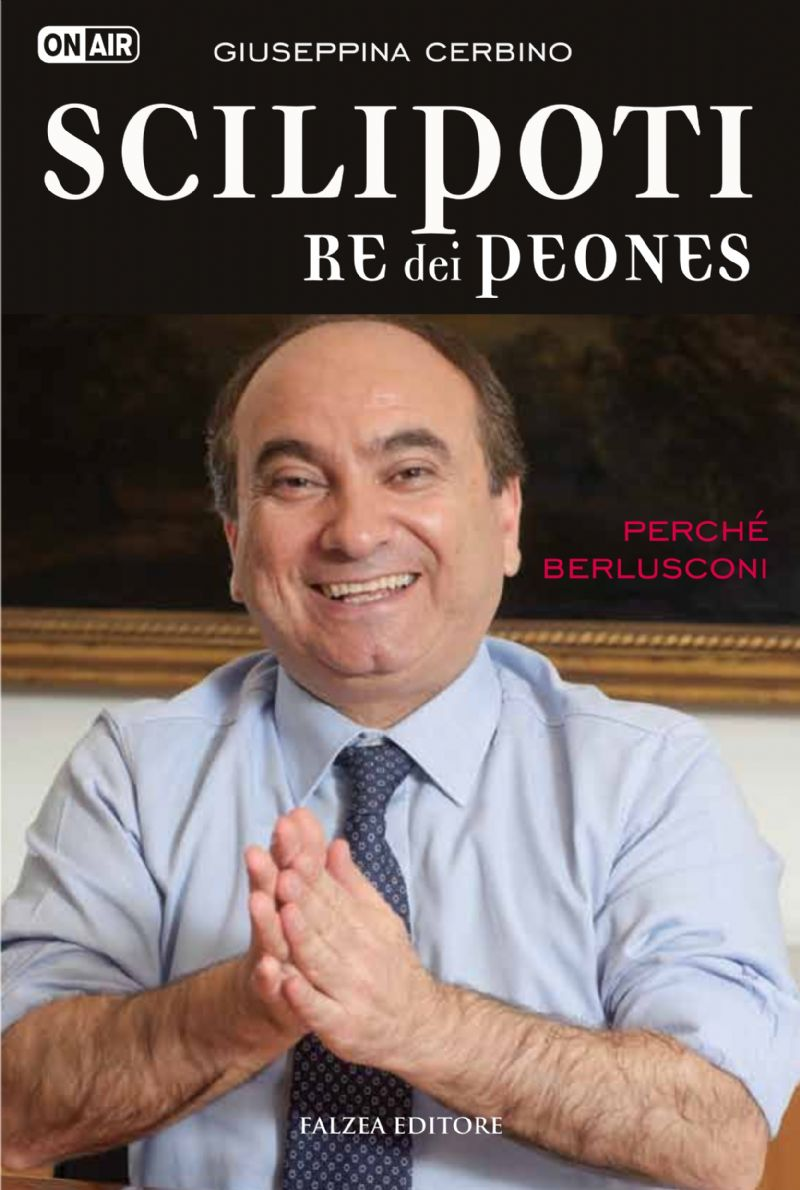 """SAN MICHELE DI GANZARIA (CT) -  Presentazione del libro   """"Il Re dei Peones? ? Perchè Berlusconi"""