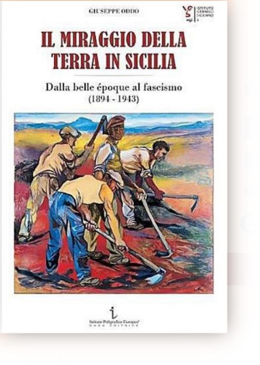 """Villafrati: Presentazione del libro """"Il Miraggio della Terra di Sicilia"""""""
