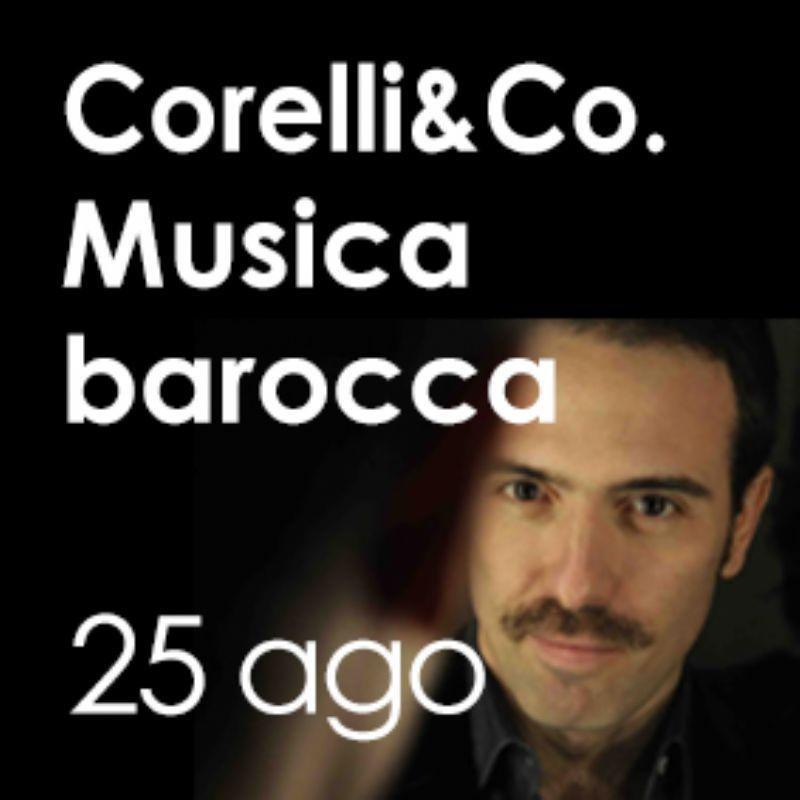 Profita e Comparetto portano la sonata barocca al Castello di Roccella