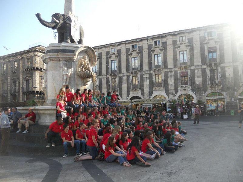 Lunedì 18 Concerto di chiusura del gemellaggio Catania- Phoenix
