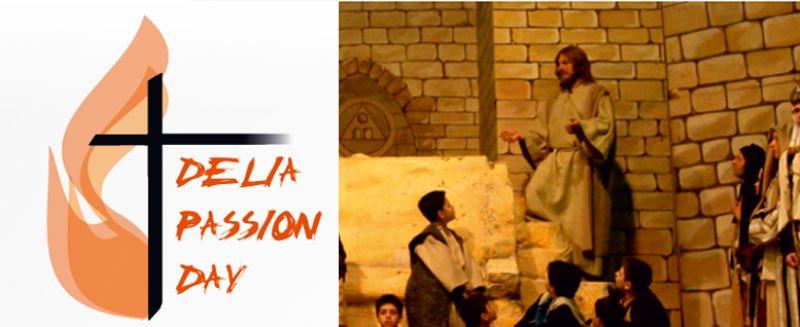 DELIA PASSION DAY - Rassegna regionale sul mortorio di Filippo Orioles
