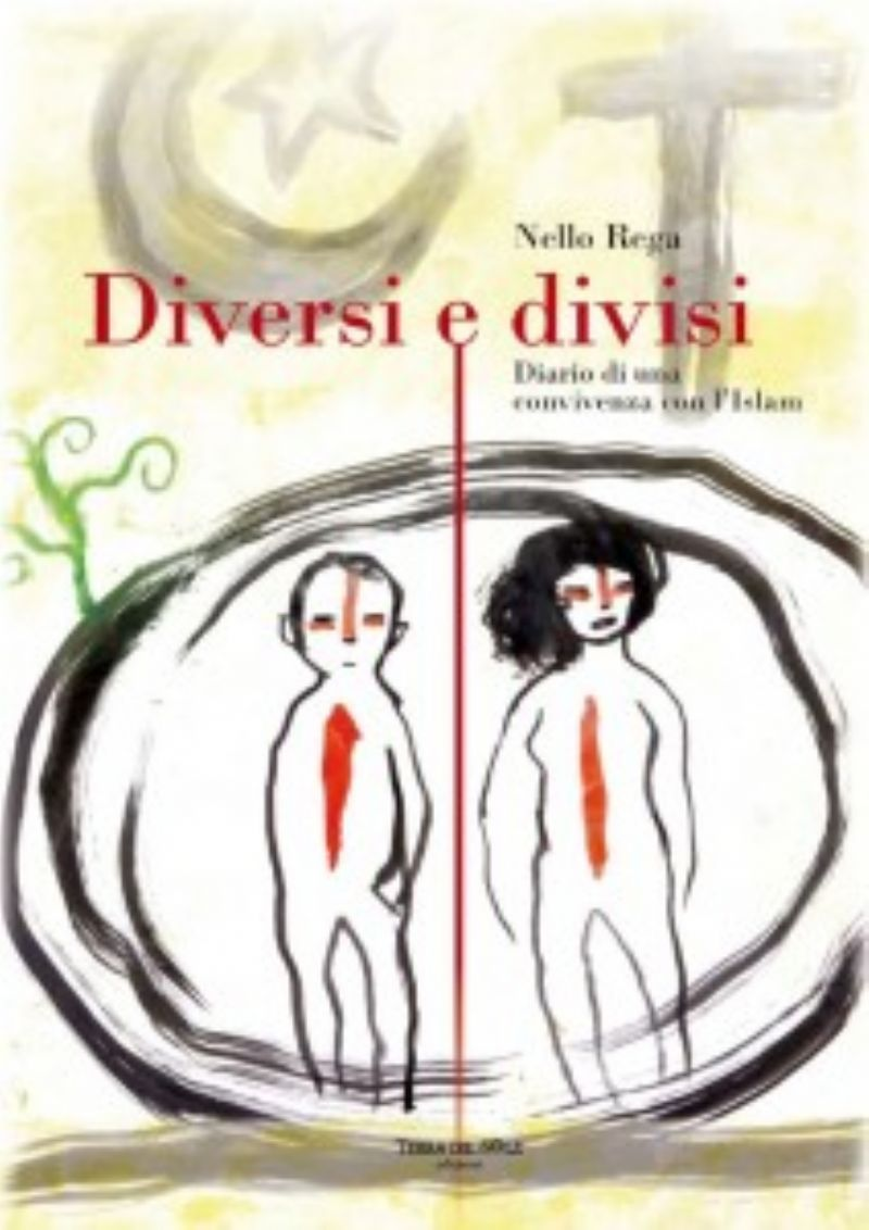 CASTRONOVO DI SICILIA (PA) - Nello Rega (Rai) presenta il suo romanzo a Palazzo Giandalia