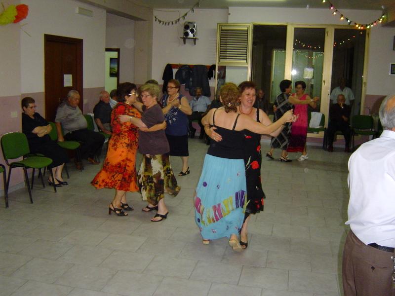 Alia: Ballo del Sabato sera.....a rischio