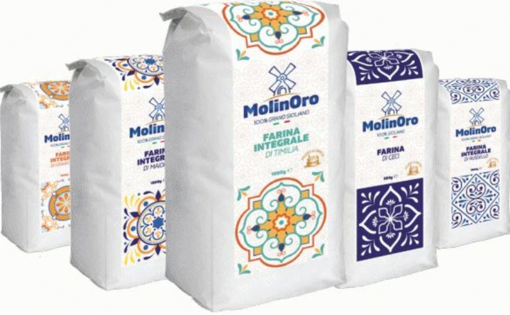 Farina di grano 100% siciliano