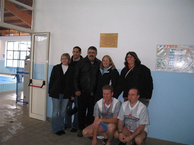 Il comune dedica una targa ricordo a Russel Costanza e Carol Lo Monaco.