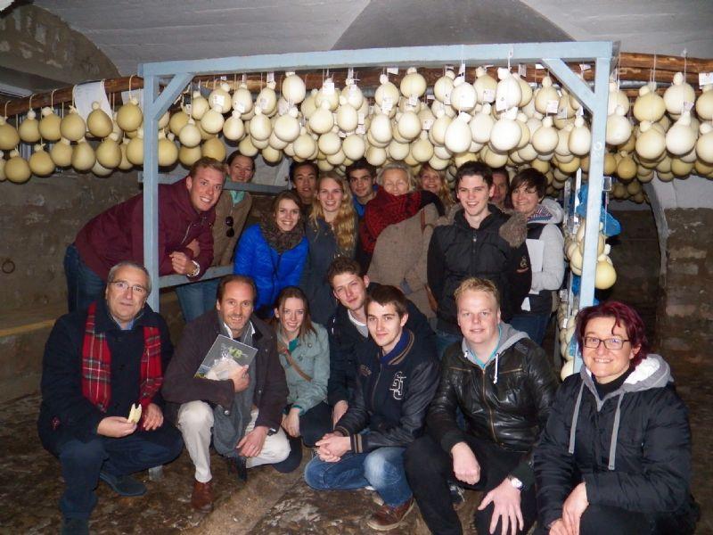 GAL MADONIE - ENOGASTRONOMIA, EDUCATION TOUR PER 13 STUDENTI OLANDESI