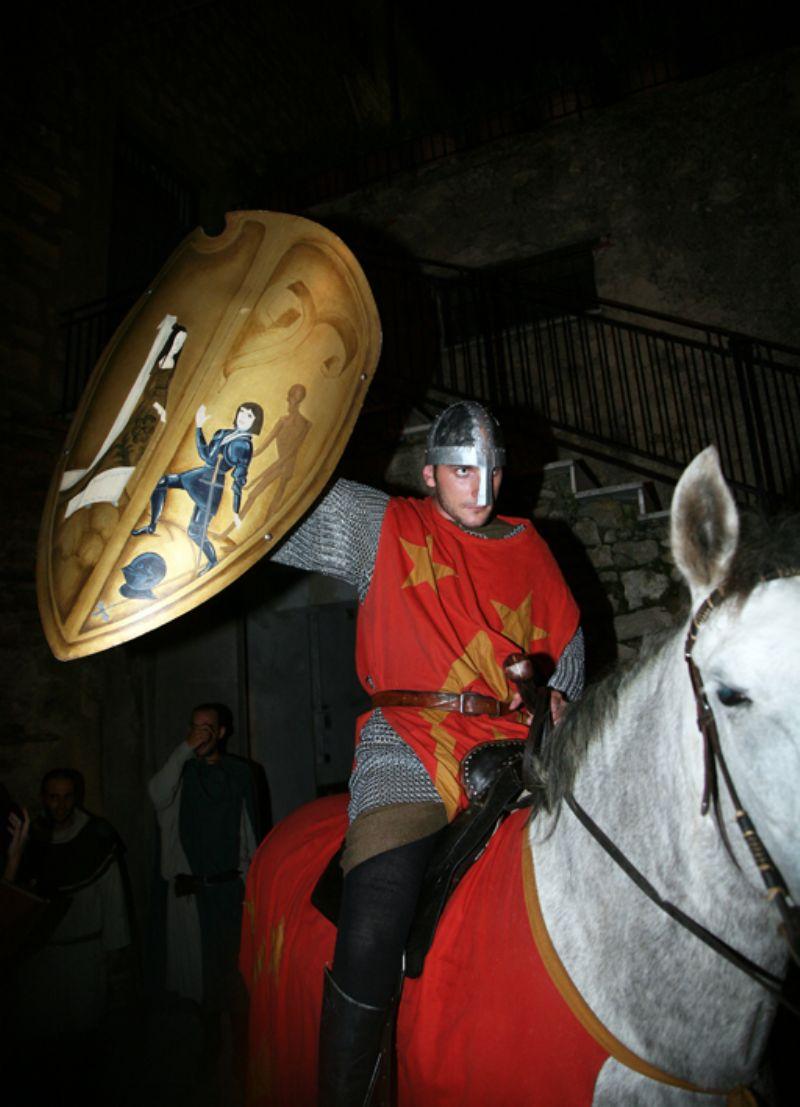 GANGI (PA) - ?Vivere in Assisi? VI Edizione,  Viaggio tra i sapori del Medioevo. Le taverne medievali