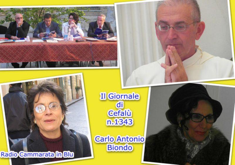 Giornale di Cefalù: Premio Letterario Portera, Fidapa, Piante grasse e Salvatorello