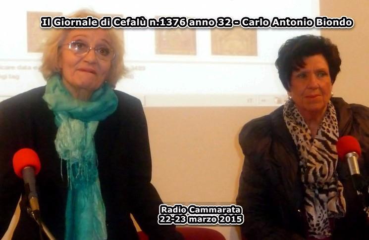 CEFALU` (PA) - Maria Annunziata Lima: Pi� forti della paura
