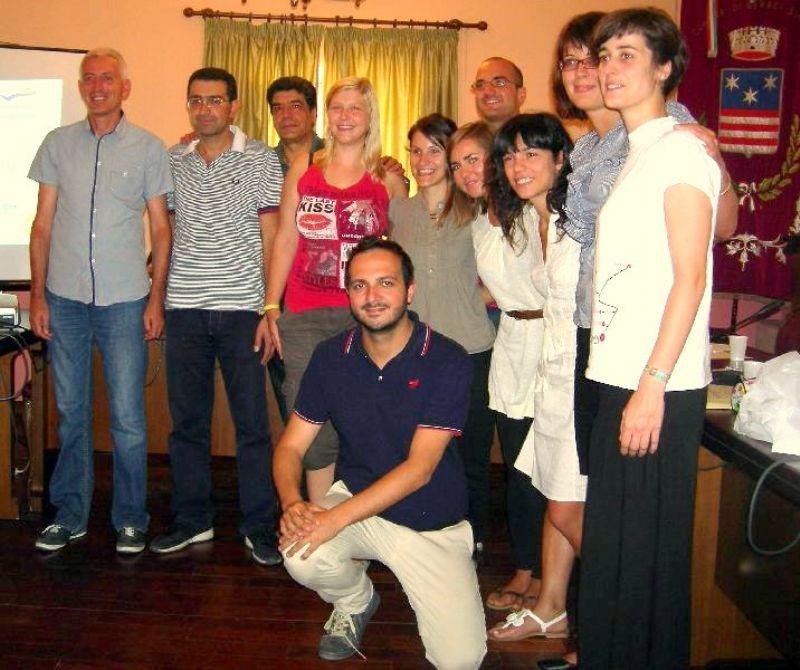GERACI SICULO (PA) - Tutto pronto per lo scambio multiculturale con 30 giovani provenienti da 7 paesi europei