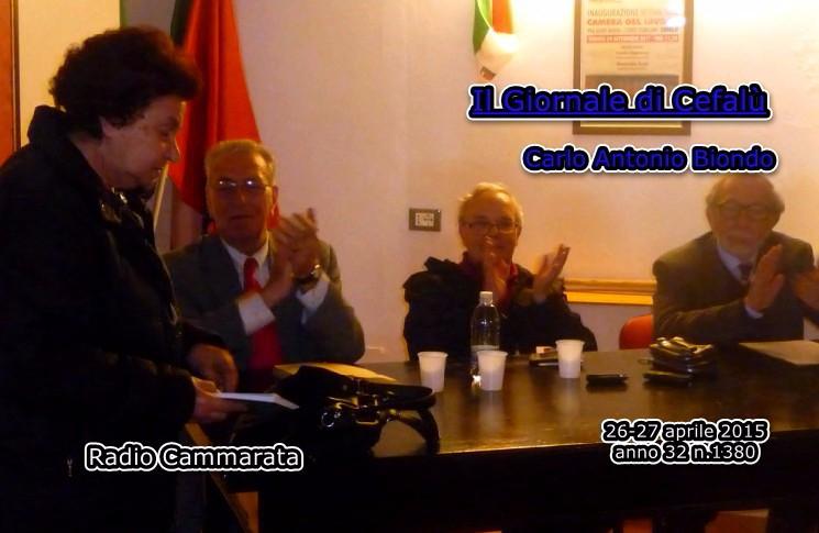 CEFALU` (PA) - Speciale 70� anniversario Liberazione