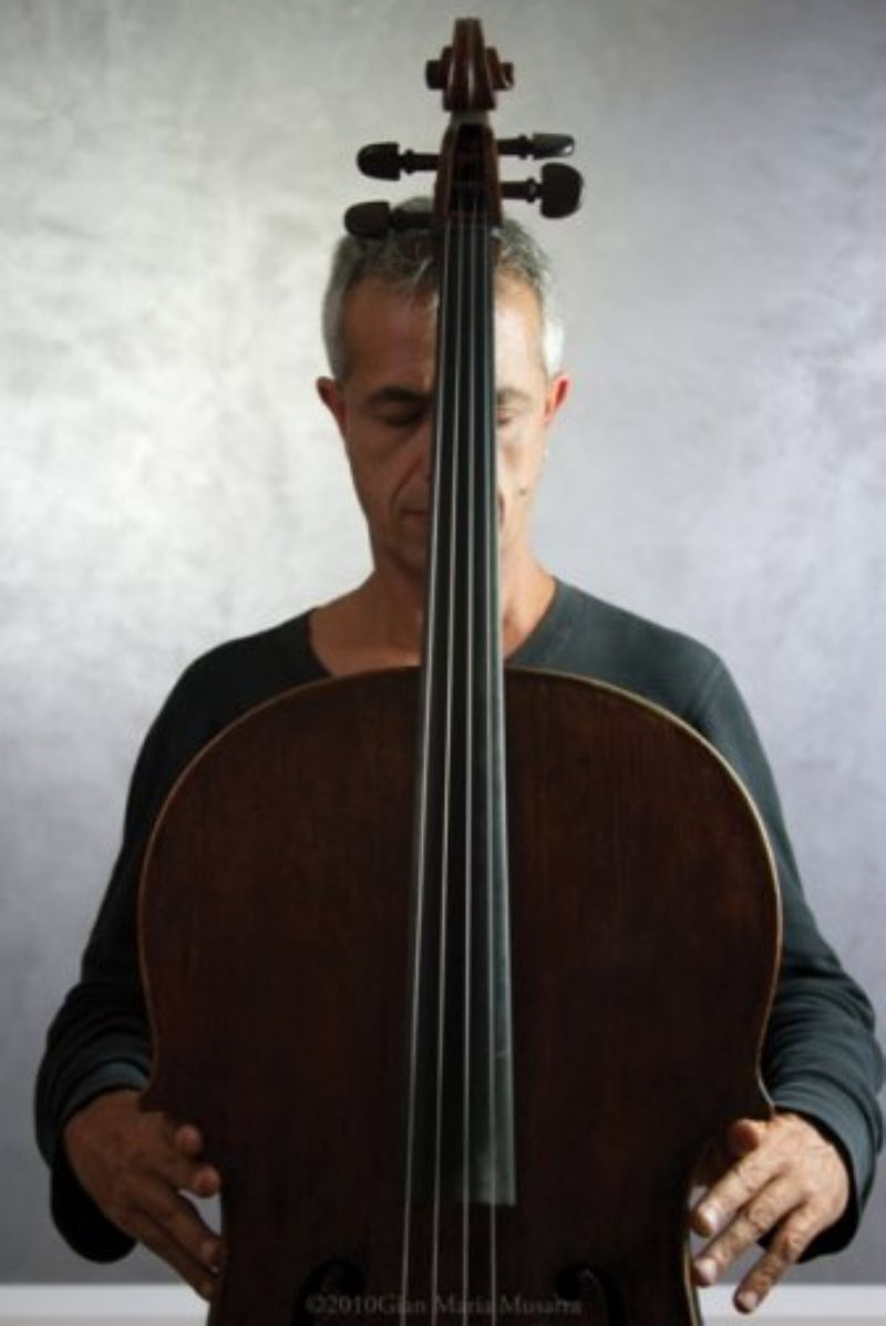 ZAFFERANA ETNEA (CT) - Giovanni Sollima in BaRock cello