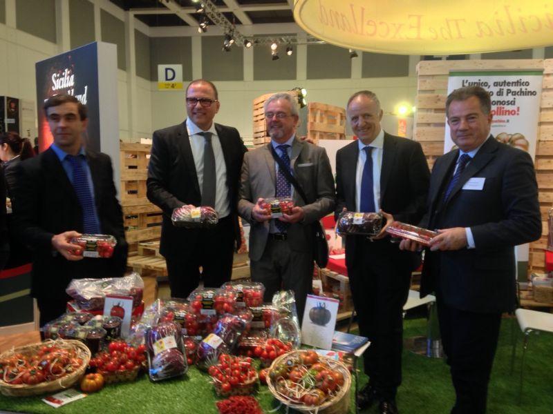 Grande interesse per il Pomodoro di Pachino nel nord est d�Europa