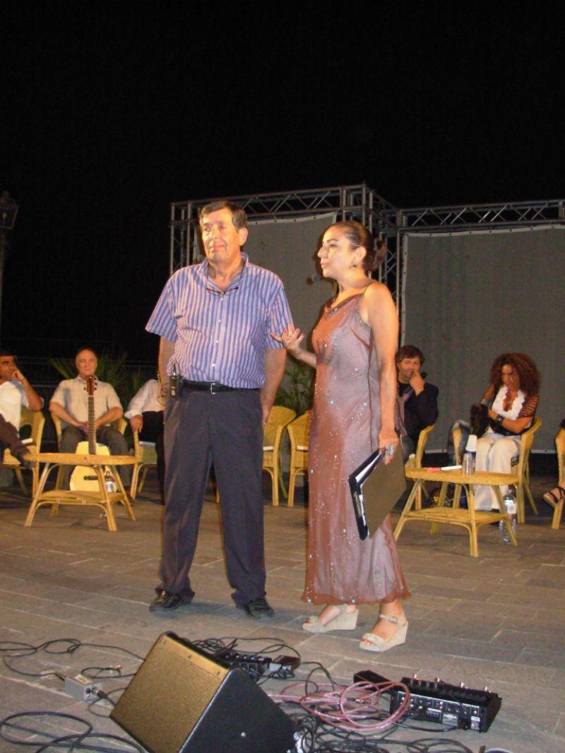 LASCARI (PA) - Serata finale con l`orchestra Made in Sicily alla XIII ?Mostra Mercato dei Prodotti Tipici ed Artigianali?