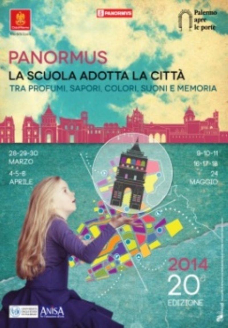 PALERMO: Panormus: La scuola adotta la città