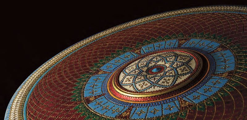 PALERMO: Inaugurazione mostra �Ex tenebris, lux � La camera del tesoro di Ruggero II� di Emanuele India