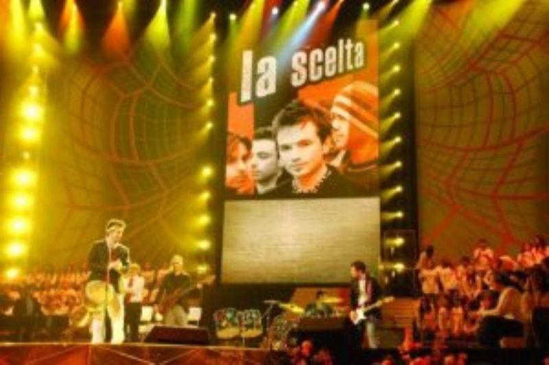 """Il gruppo musicale """"La scelta"""" in concerto a Geraci Siculo (PA)"""