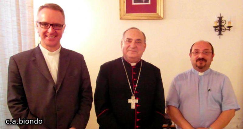 Mons. Manzella incontra gli Amministratori dei Comuni della Diocesi di Cefalù