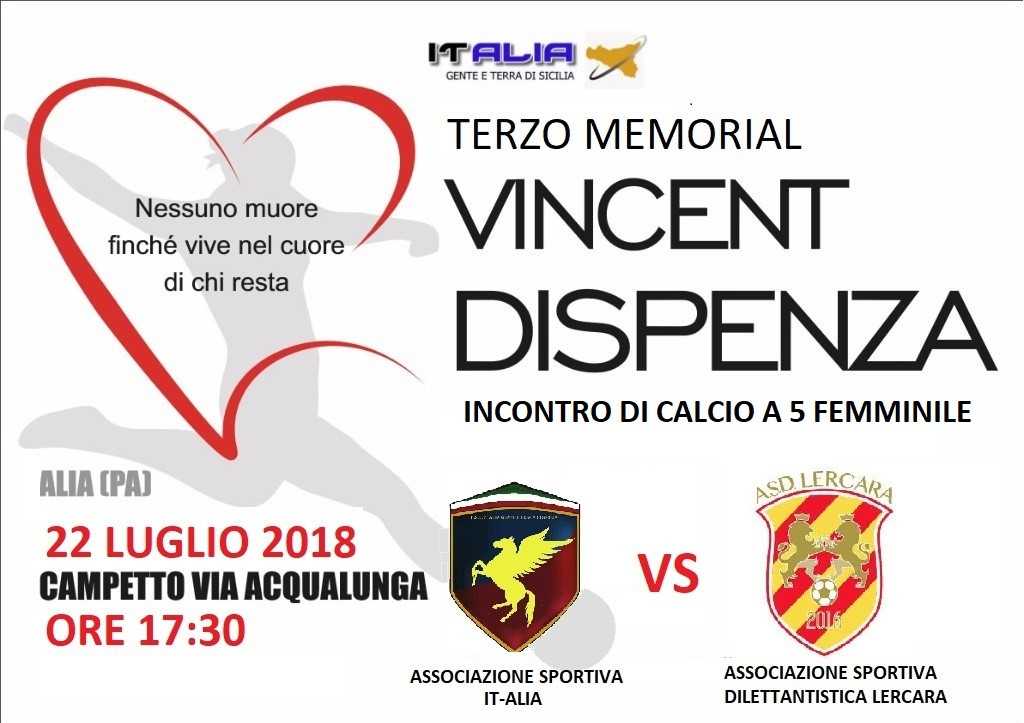 Memorial Vincent Dispenza