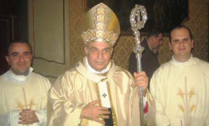 Mons. Paolo Romeo a Termini Imerese