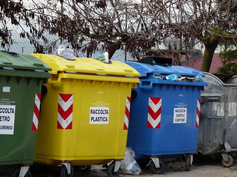 Alia: Arriva la tassa rifiuti per le case di campagna