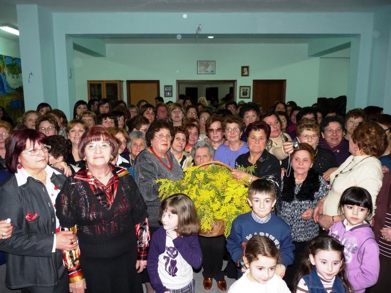 Alia:  Festa della donna 2009