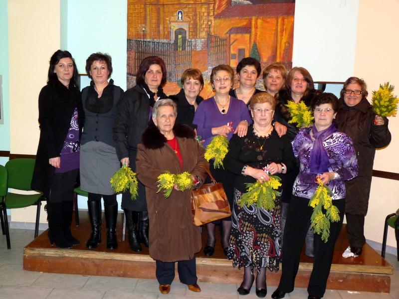 Alia: Festa della donna - 8 Marzo 2010