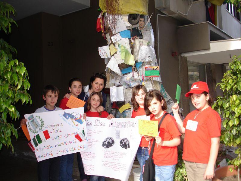 CASTRONOVO DI SICILIA (PA) - Giornata della legalità