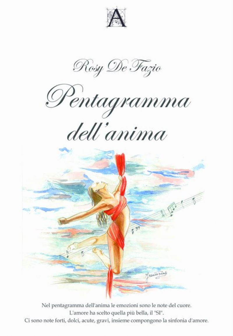 """""""Pentagramma dell?anima"""" di Rosy De Fazio"""