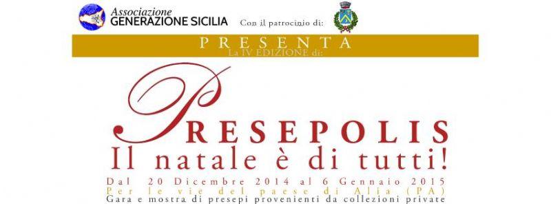 PRESEPOLIS, CALENDARIO programma 2014