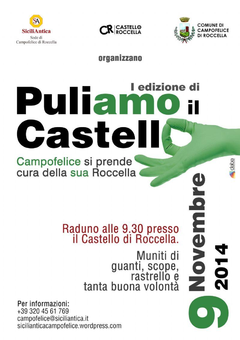 SiciliAntica lancia l`iniziativa �Puliamo il Castello�