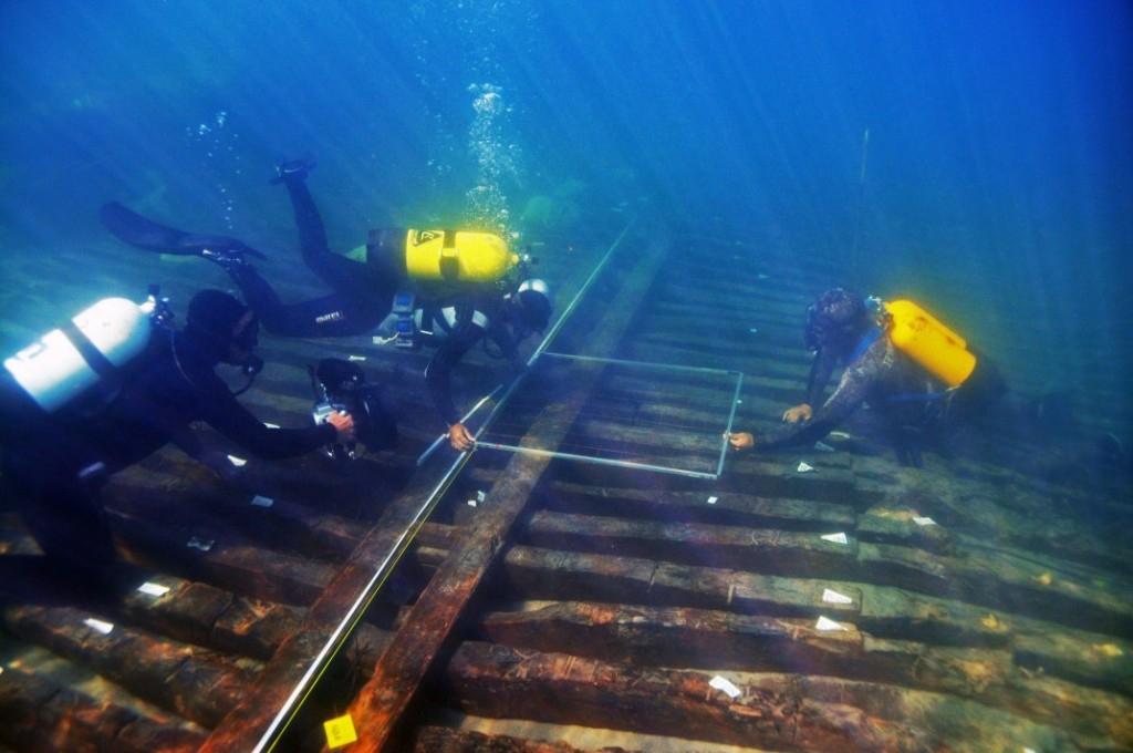 Marsala. Arriva la Nave Romana. Dopo un lungo restauro venerd� la presentazione al Museo Archeologico