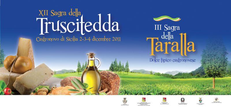 CASTRONOVO DI SICILIA (PA) - XII Sagra della Truscitedda