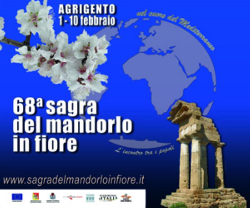 AGRIGENTO : Arriva la 68° Sagra del Mandorlo in Fiore!