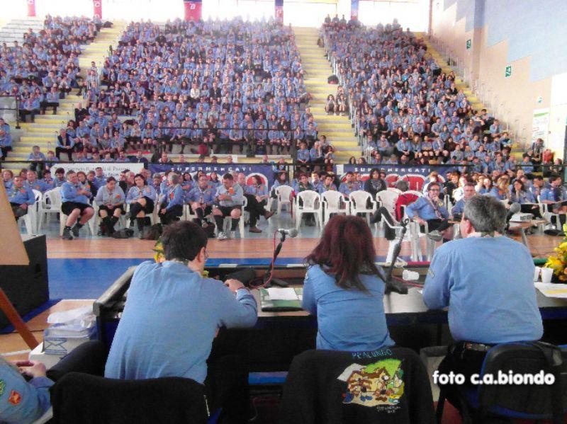 Oltre 1000 Capi Scout di tutta la Sicilia a Cefalù