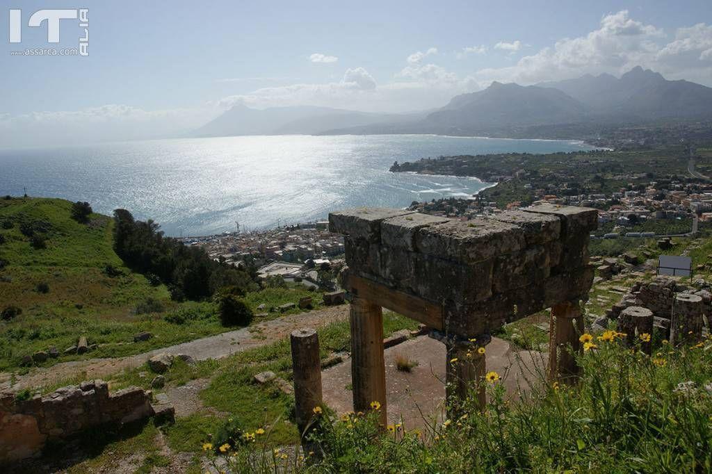 L`antica città di Solunto chiude Tesori di Pietra