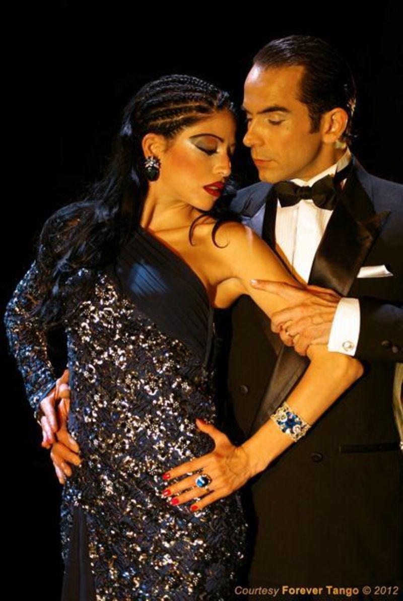 Caminito Tango: LE STARS GERALDINE ROJAS ED EZEQUIEL PALUDI a CATANIA!