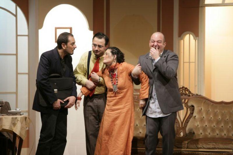 """Arsenico e vecchi merletti ! - il """"teatro delle nevi"""" in scena questo fine settimana ad Aci Castello (CT)"""