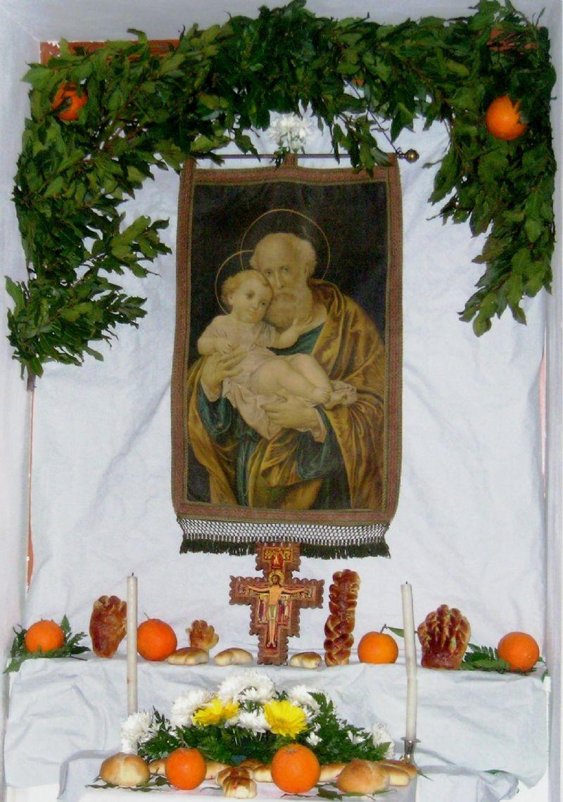 Petralia Sottana: Festeggiamenti in onore del patriarca San Giuseppe e i Virgineddi. ritualità, devozione e tradizione