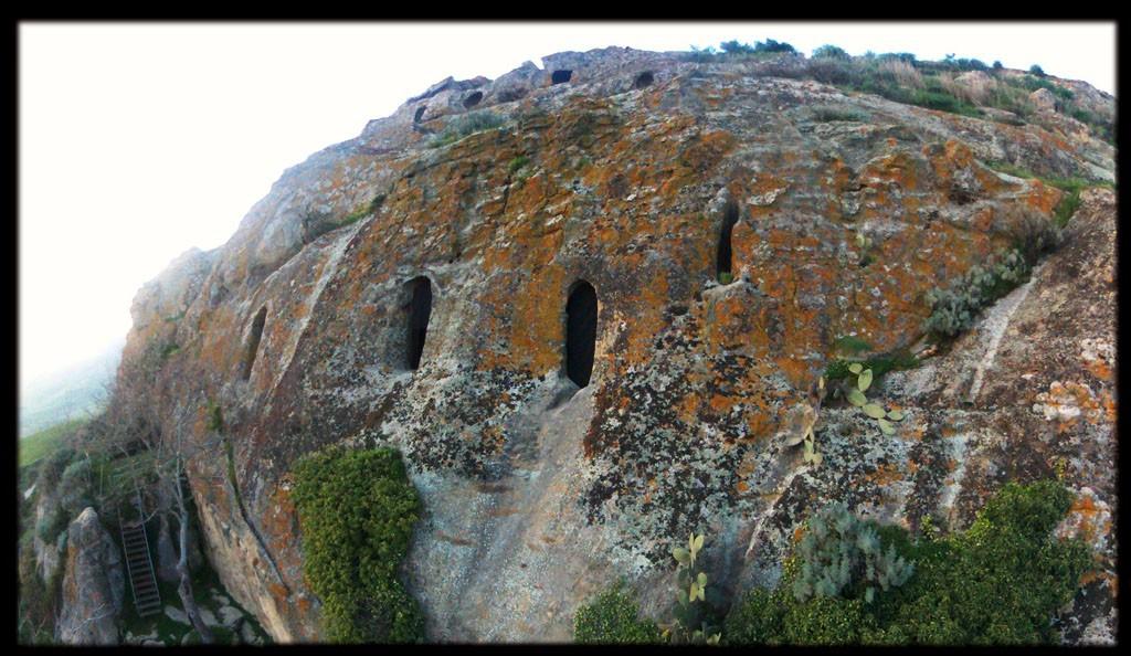 Grotte della Gurfa - Alia - PA