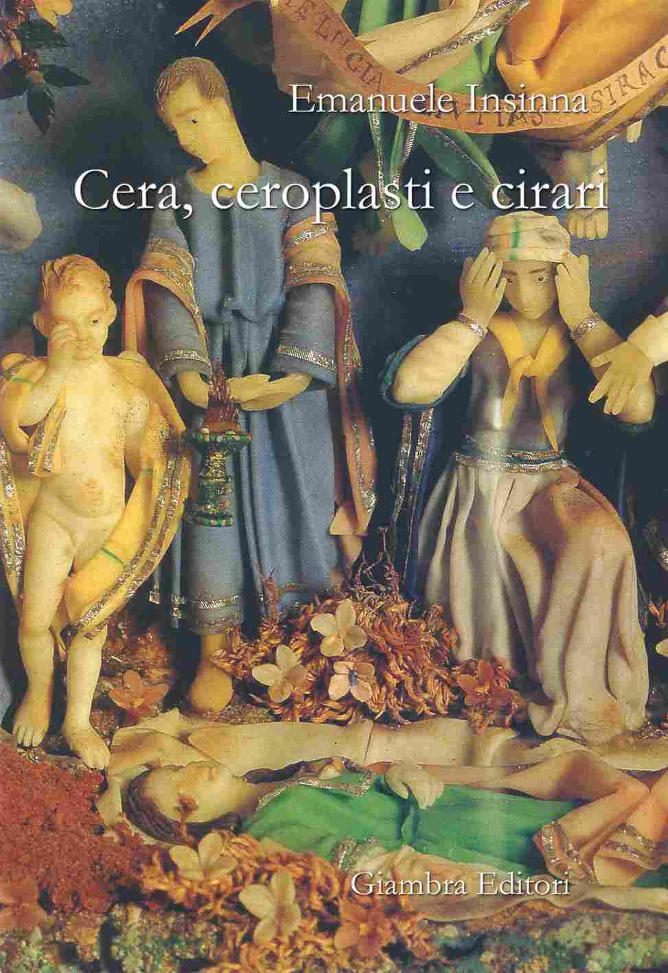 """Roccapalumba, nell'ambito dell'iniziativa di BCsicilia """"30 Libri in 30 Giorni"""" si presenta il volume """"Cera, ceroplasti e cirari"""""""