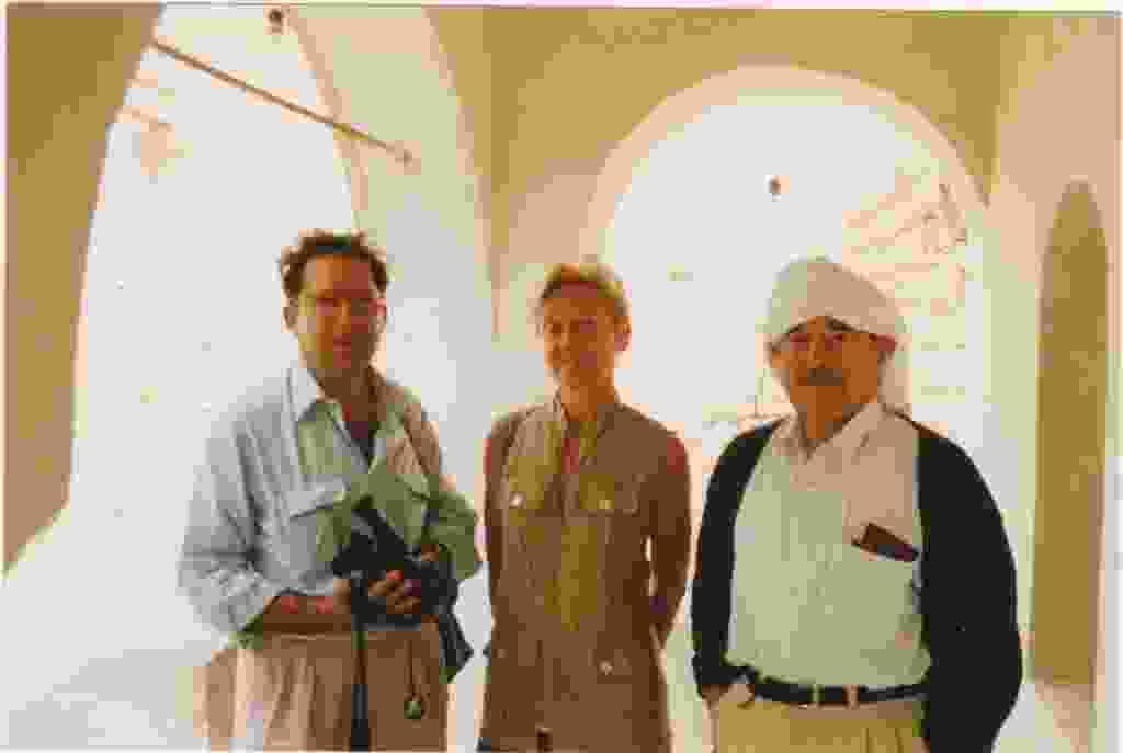 GHUMBERT   E  KHALED AL-ASSAD