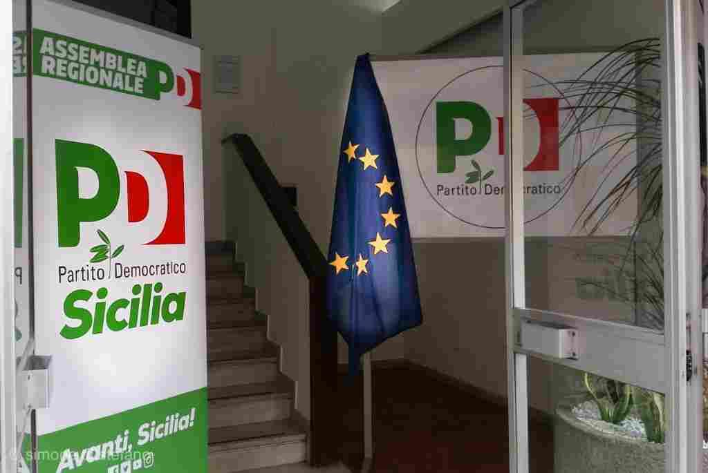 PD: FARAONE, BANDIERA DELL'EUROPA IN SEDE E APPELLO A CIRCOLI DEM E CITTADINI