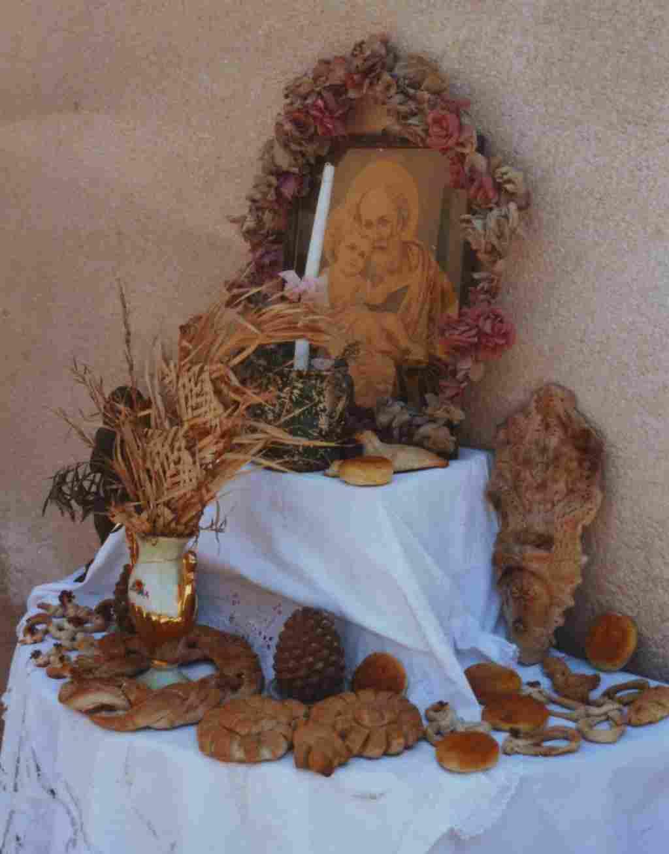 Roccapalumba, la secolare devozione a san Giuseppe: visite guidate, conferenze, cena con specialità tipiche, tradizioni