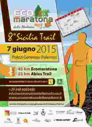 TRAIL/RUNNING: IL BIOECOTRAIL RUNNING TORNA SULLE MITICHE MADONIE,  IN PROGRAMMA SUA MAESTÀ L'ECOMARATONA DELLE MADONIE