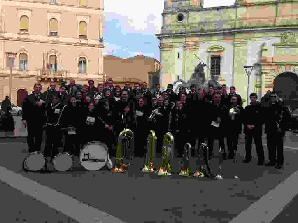 GERACI SICULO, PRIMO PREMIO PER COMPLESSO BANDISTICO AL TAORMINA INTERNATIONAL MUSICAL BAND FESTIVAL
