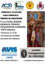 Podismo: A Montelepre (PA) domenica 30 giugno '19 si corre in onore del SS. Crocifisso.