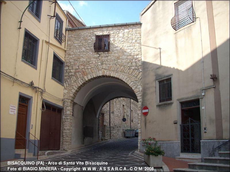 Arco di Santo Vito Bisacquino