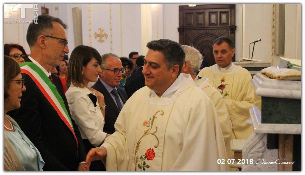 Momenti Festa Madonna Delle Grazie - Alia 2 Luglio 2018
