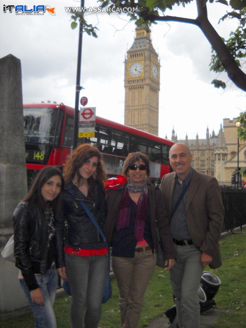 Saluti da Londra 24 giugno 2012